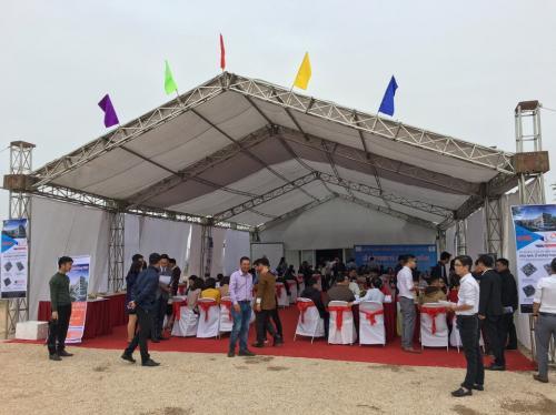 Lễ ra mắt & tiếp nhận hồ sơ dự án Khu nhà ở Hưng Thịnh