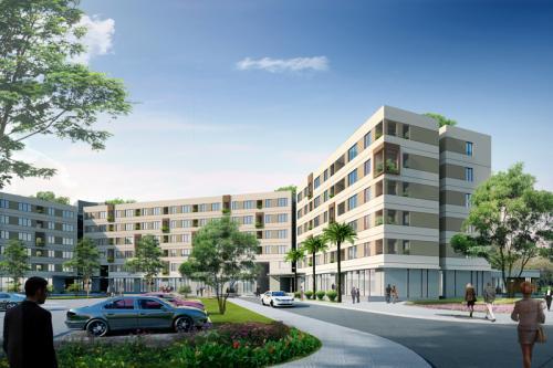 Thông báo giá bán Dự án Nhà ở xã hội Kiến Hưng